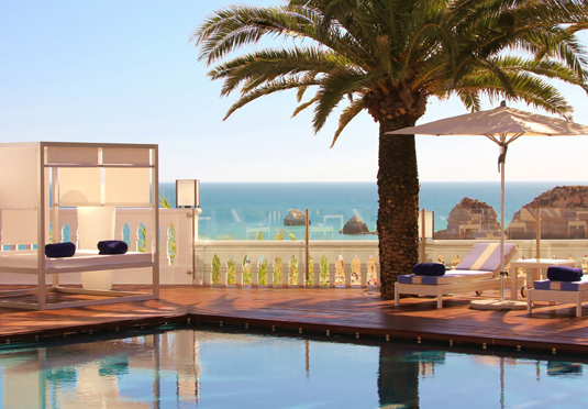 Boutique Hotel Algarve Strand