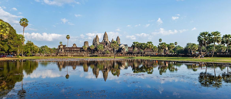 Angkor Wat Kambodscha Asien