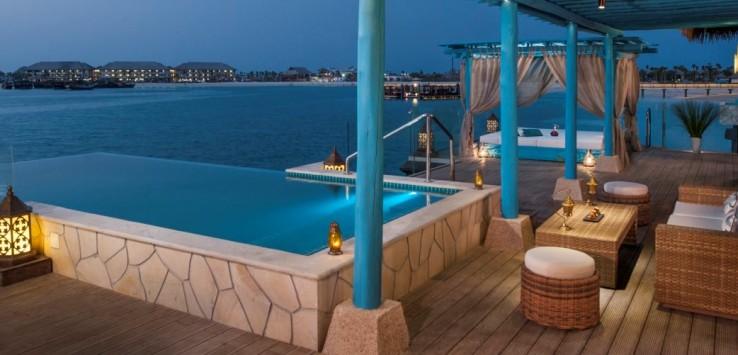 Banana Island Resort blog