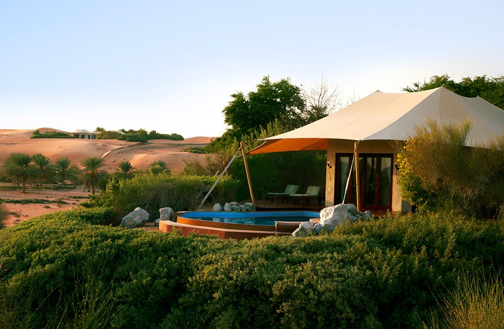 Al Maha Desert Resort & Spa 11
