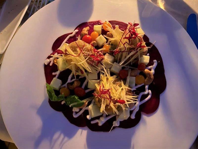 Belmond Hotel Splendido Portofino Dinner