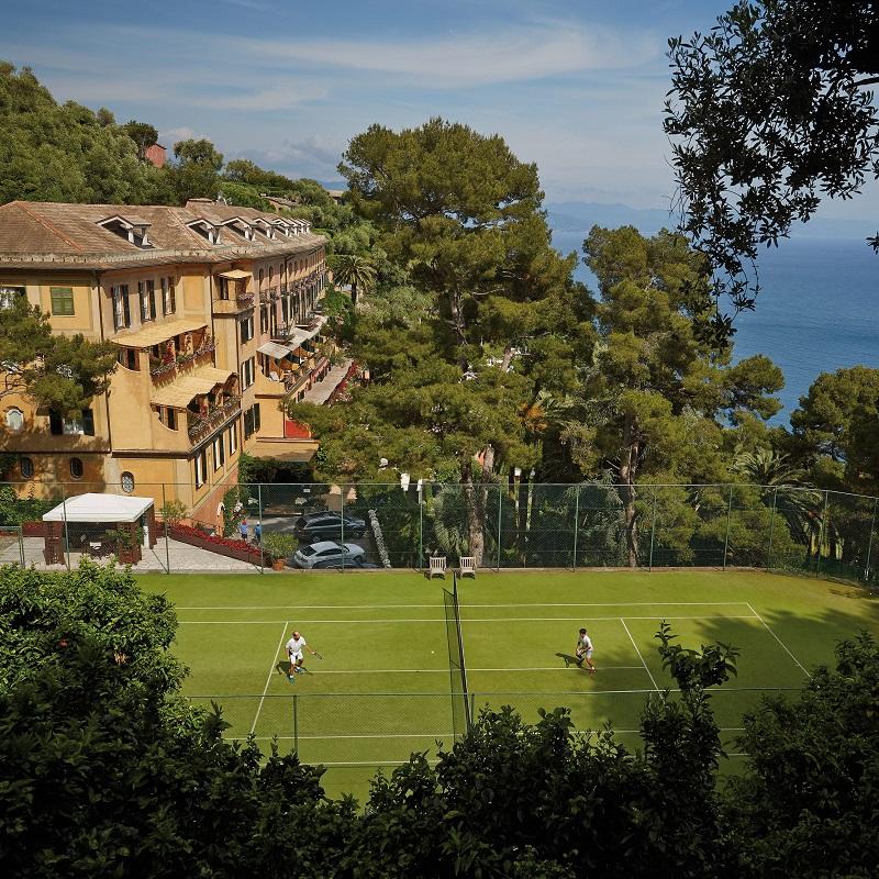 Belmond Hotel Splendido Portofino Tennis