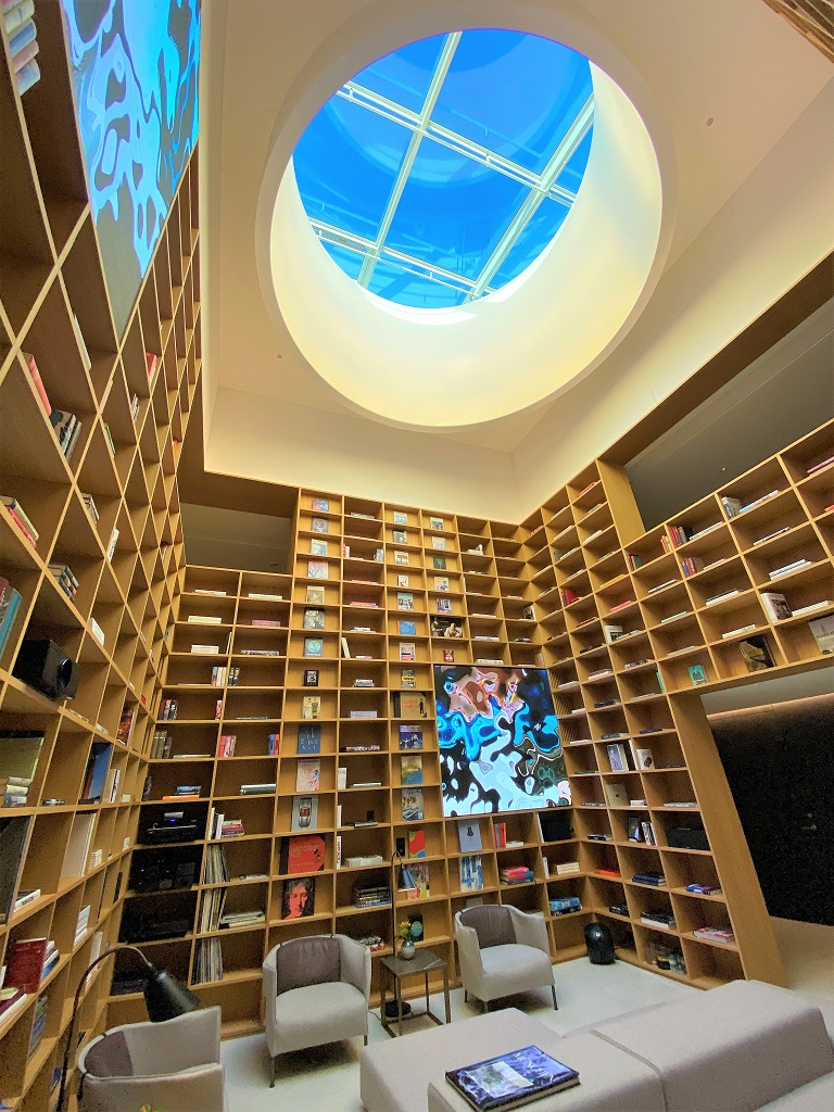 Beyond by Geisel Bibliothek