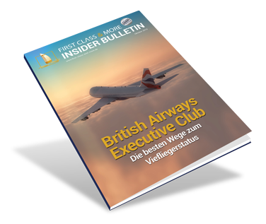 British Airways Vielfliegerstatus