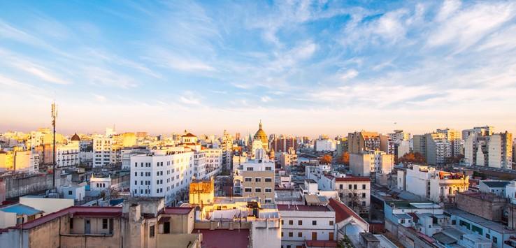 Buenos-Aires Argentinien Südamerika