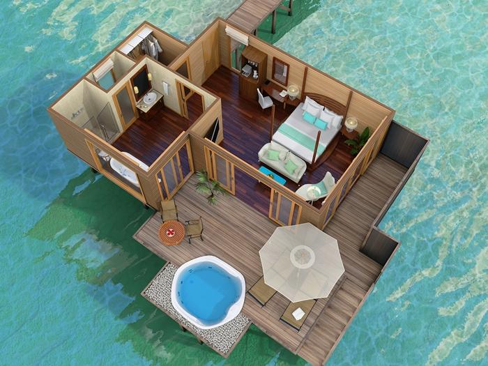 Drift Spa Island Resort