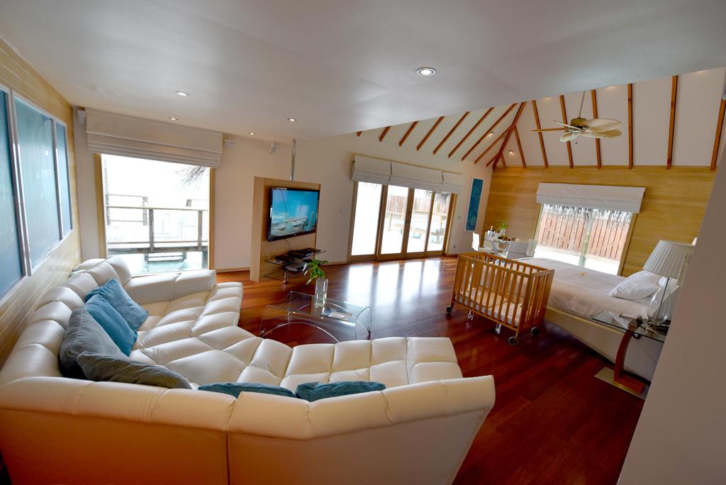 Conrad Maldives Rangali Island Resort (8)