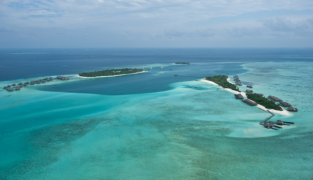 Conrad Maldives_ Aerial view (22)