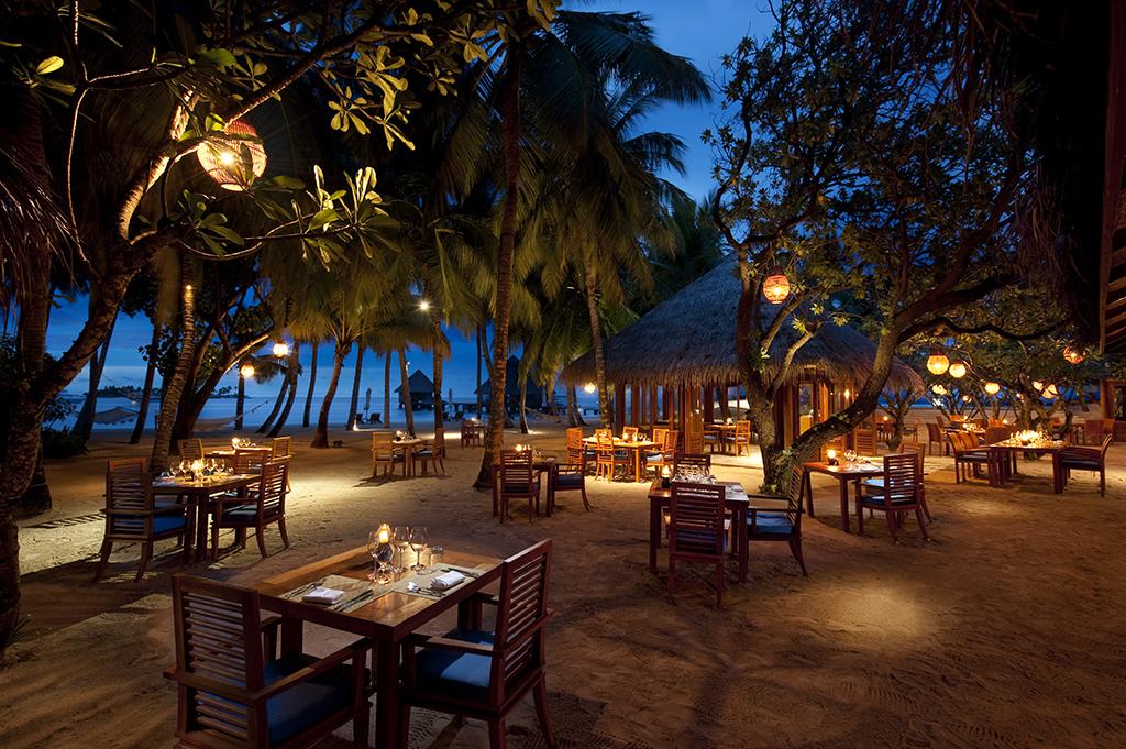 Conrad Maldives_ Atoll Restaurant