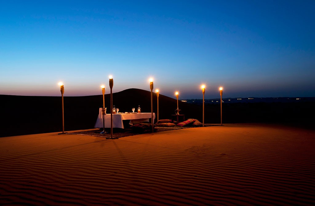 Al Maha Desert Resort & Spa 10