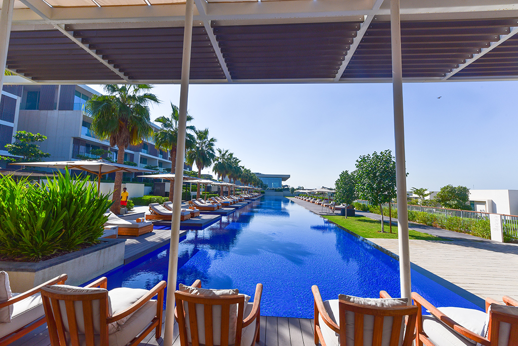 Oberoi Beach Resort Al Zorah