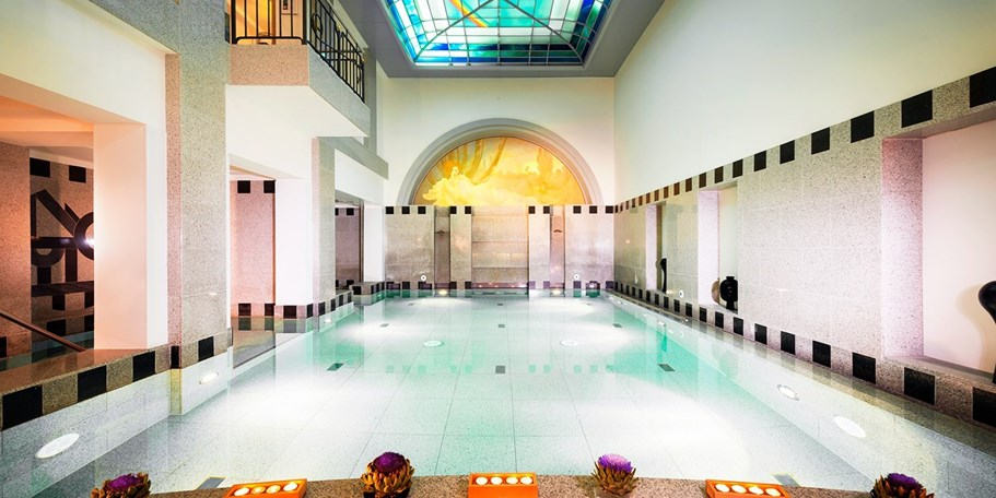 Wellness tag im 5 sterne dorint maison messmer baden baden for Baden baden dorint maison messmer