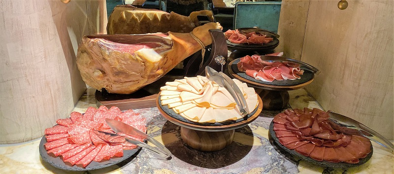 St. Regis Venice Frühstück