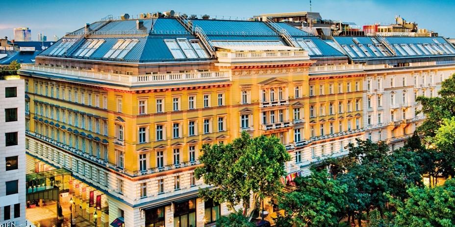 Grand Hotel Wien Sterne