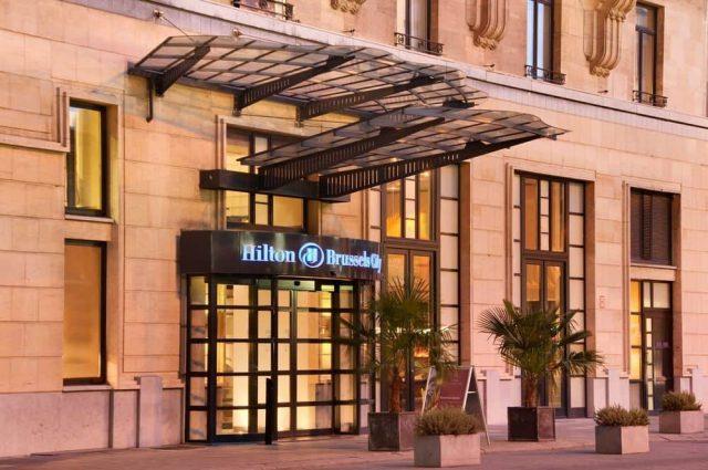 Hilton Brussels City 1