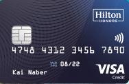 Hilton Kreditkarte (Hilton Honors Credit Card)