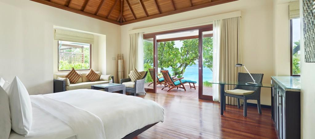 Hilton Labriz 3 Beachfront Villa