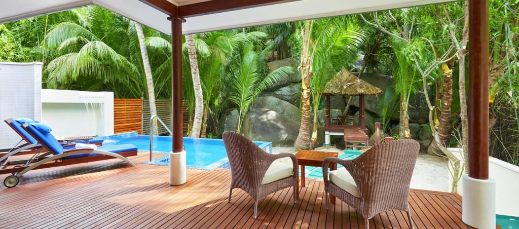 Hilton Labriz 5 Deluxe Hillside Pool Villa