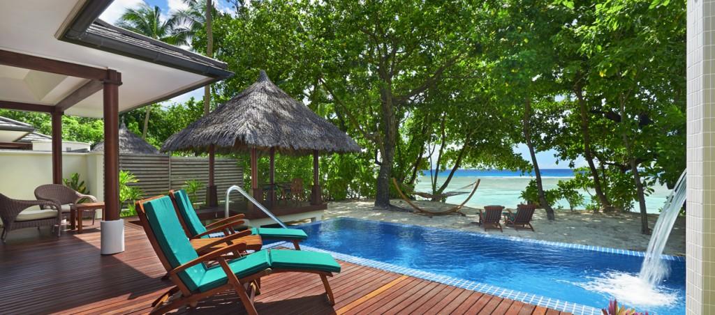 Hilton Labriz 6 Deluxe Beachfront Villa