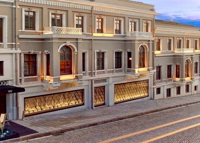 Jetzt das stylische w istanbul inklusive fr hst ck g nstig for Stylische hotels