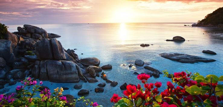 Karibik-Sunset Urlaub Seychellen