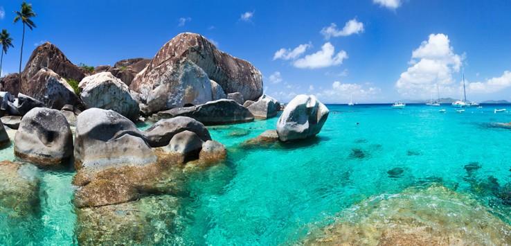 Karibik-meer urlaub natur