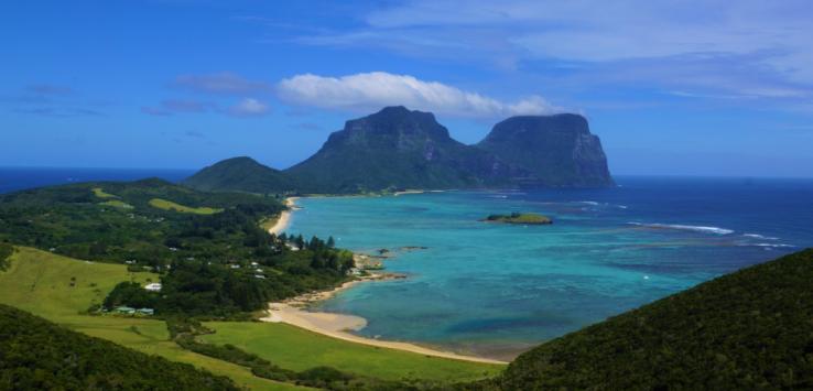 Lord Howe Island 1170x500
