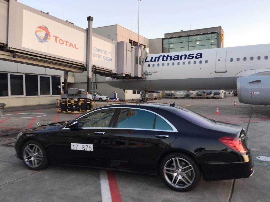Lufthansa First Class Terminal In Frankfurt Die Beste First Class