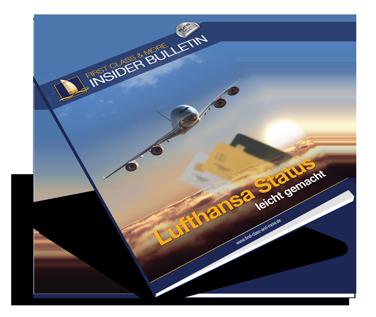 Lufthansa Vielfliegerstatus leicht gemacht - Interkontinental Routings