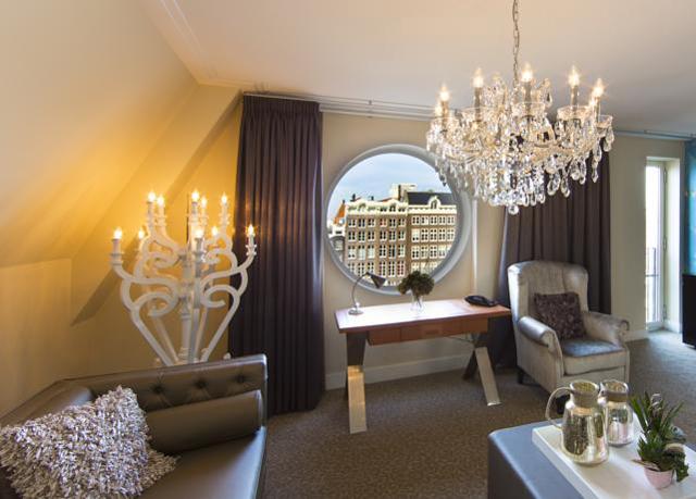 Jetzt nobles design hotel in der altstadt von amsterdam for Design hotel buchen