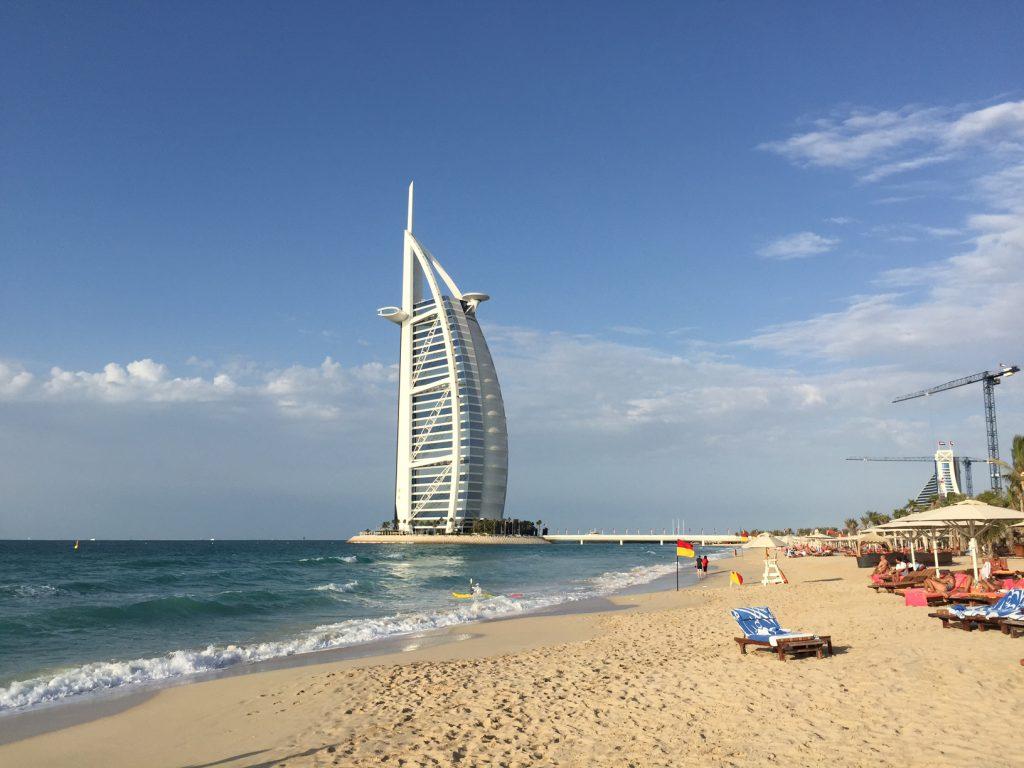 Madinat Jumeirah Strand