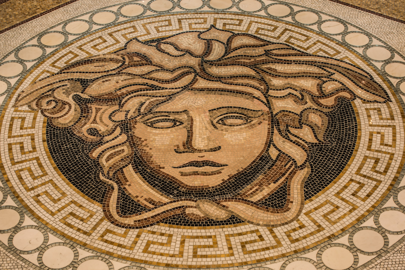 Main Lobby (Mosaic)
