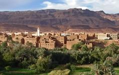 Marrakech-Marokko Middle East
