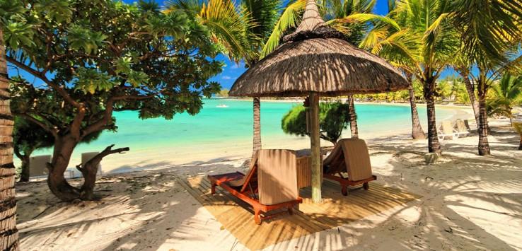 Mauritius-Urlaub Strand Meer