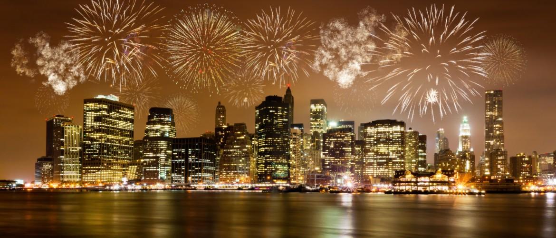 New York - Silvester