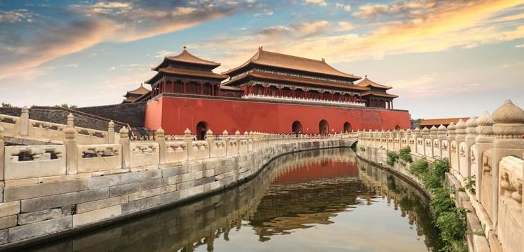 Peking-china tempel