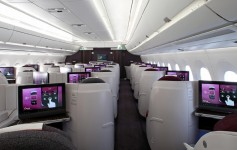 Qatar Airways Business Class 2
