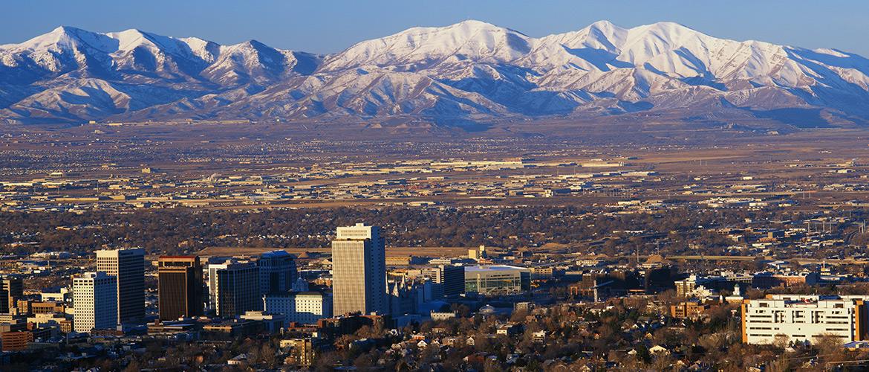 Flug Nach Salt Lake City