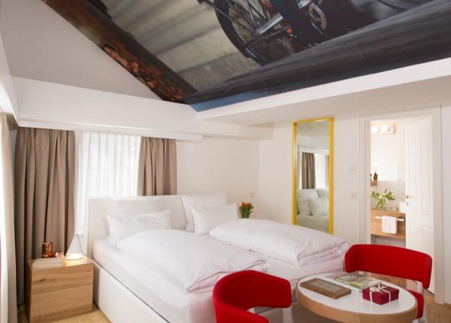 Salzburg Hotel Gunstig