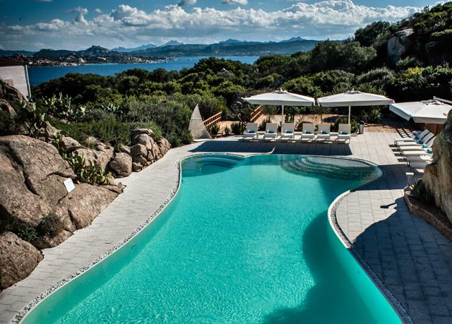 Luxus Spa Hotel Sardinien