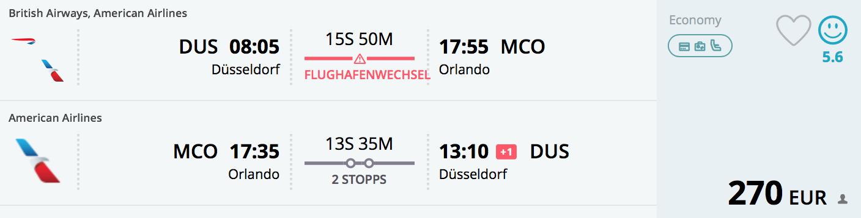 Mit Star Alliance Und Oneworld Von Deutschland Ab 270 Euro