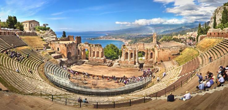Sicily-Italien Sizilien