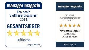 Siegel Lufthansa