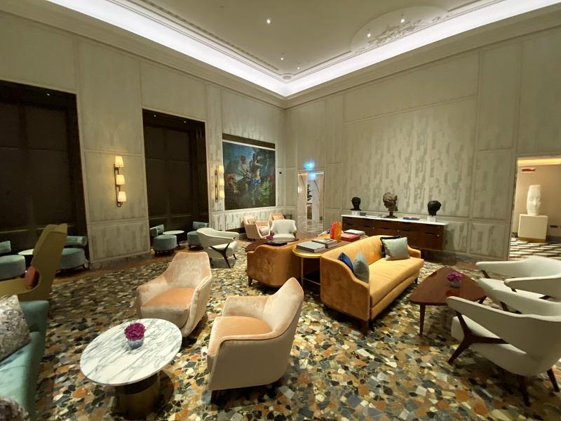 St. Regis Venice Salon