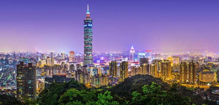 Taipei-Taiwan China Asien