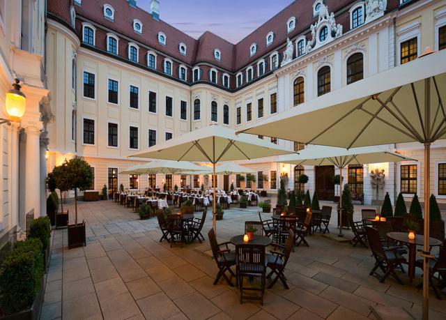 das barocke luxushotel taschenbergpalais kempinski in dresden inklusive fr hst ck zum spar preis. Black Bedroom Furniture Sets. Home Design Ideas