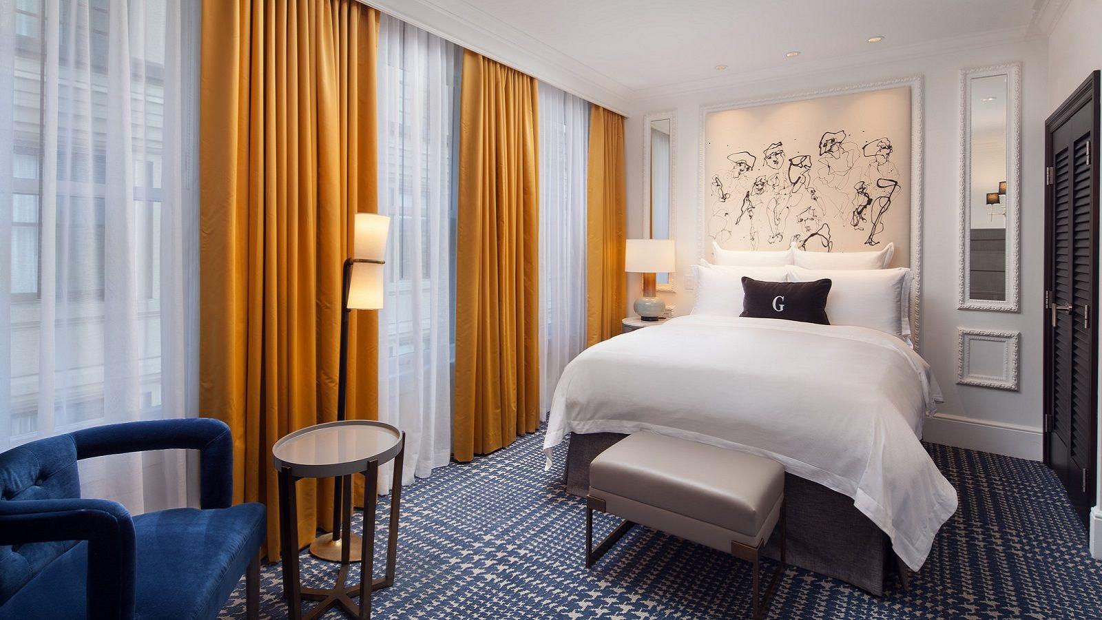 Exklusive vorteile im the us grant san diego freinacht for Londres hotel design