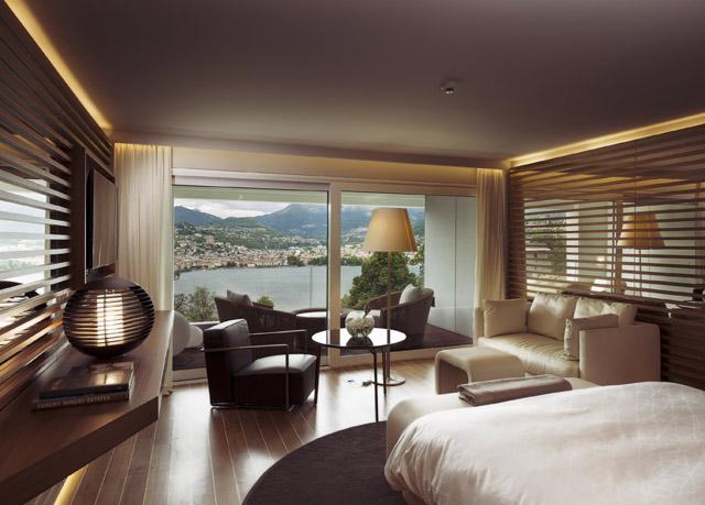 Lugano Hotel Am See Gunstig
