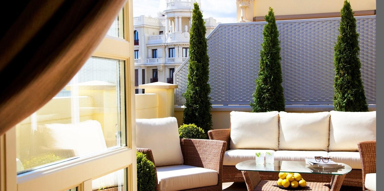 Luxus Hotel In Madrid Mit Top Lage Und Exklusiver
