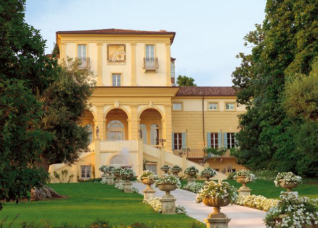 Extravagantes 5 sterne designhotel in italien inklusive for Designhotel italien